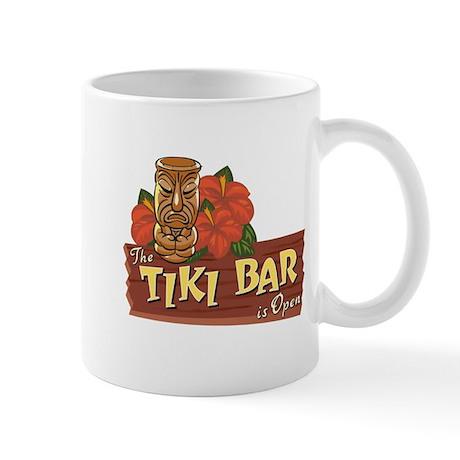 Tiki Bar is Open II - Mug