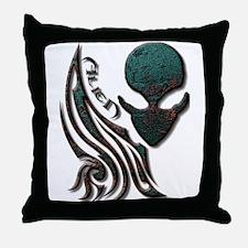 Alienwear Tribal 11A Throw Pillow