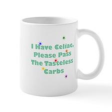 I Have Celiac Small Mug