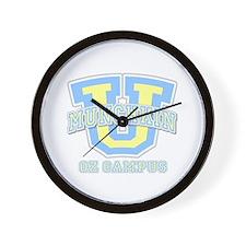 Munchkin U Wall Clock