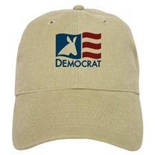 Democratic Flag Baseball Cap