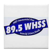 89.5 WHSS Tile Coaster
