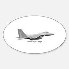 F-15 Eagle Oval Decal