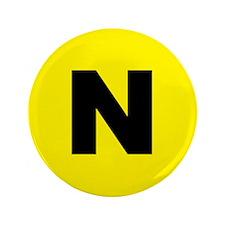 """N Button 3.5"""" Button"""