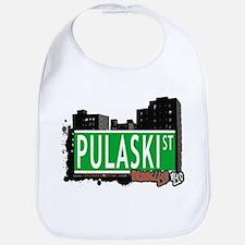 PULASKI ST, BROOKLYN, NYC Bib