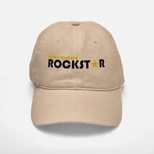 Daycare Rockstar Baseball Baseball Cap