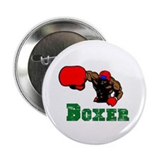 "Boxing Boxer 2.25"" Button (10 pack)"