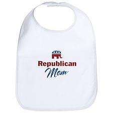 Republican Mom Bib