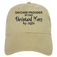 Devoted Mom Daycare Provider Baseball Cap
