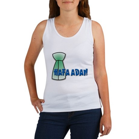 Hafa Adai! Women's Tank Top