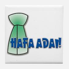Hafa Adai! Tile Coaster