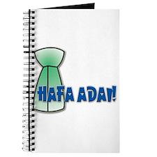 Hafa Adai! Journal