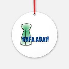 Hafa Adai! Ornament (Round)