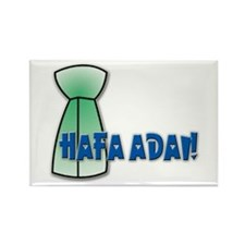 Hafa Adai! Rectangle Magnet