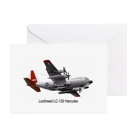 LC-130 Hercules Greeting Cards (Pk of 10)