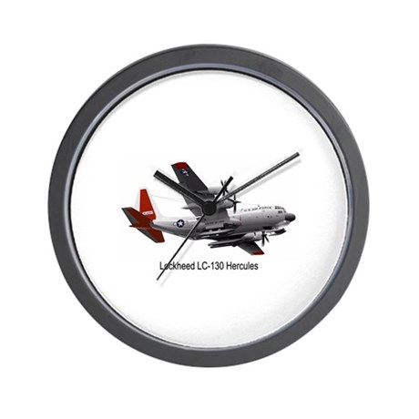 LC-130 Hercules Wall Clock