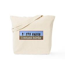"""i COUNT BIRDS"" BIRDER BAG"