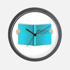 Brainy Baby Designs Wall Clock