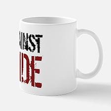 I Stand Against Genocide Mug