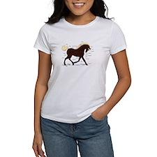 Rocky Mountain Horse Anatomy Tee
