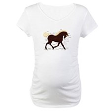 Rocky Mountain Horse Anatomy Shirt