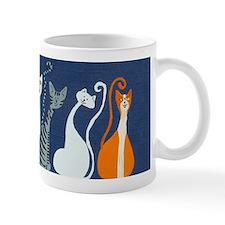 Swanky Color Kat Mug