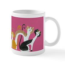 Kats See Pink Mug