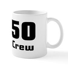 Mug-C450 PRESS CREW-BLACK