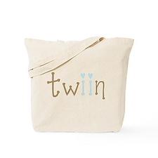 Twin Boys Twiin Tote Bag