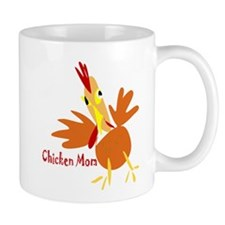 Chicken Mom Mug
