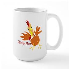 Chicken Mom Mug