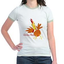 Chicken Mom T