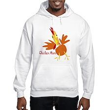 Chicken Mom Hoodie