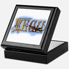 Tegu Monitor Keepsake Box