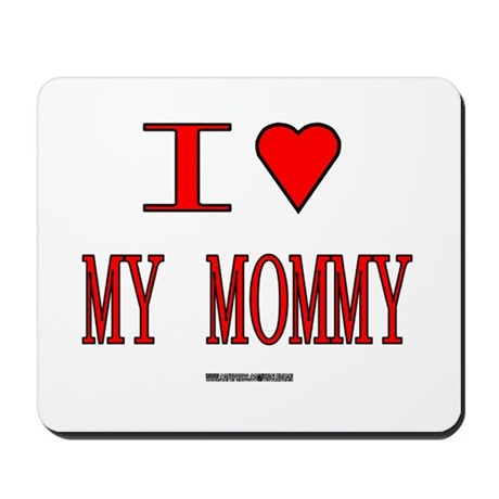 The Valentine's Day 7 Shop Mousepad