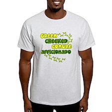 Afficionado Green Cheeked Conure T-Shirt