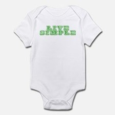 Live Simple Infant Bodysuit