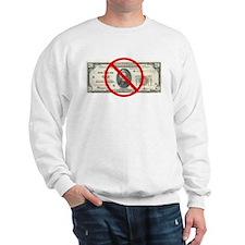 Anti Andrew Jackson Sweatshirt
