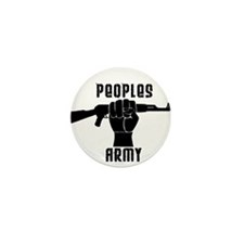 PEOPLES ARMY Mini Button (10 pack)