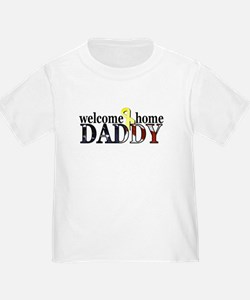 Flag: Welcome Home Daddy T