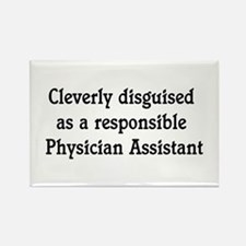Physician Assistant Rectangle Magnet (10 pack)