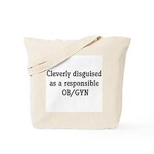 Ob/Gyn Tote Bag