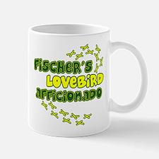 Afficionado Fischer's Lovebird Mug