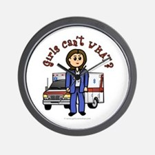 Light EMT-Paramedic Wall Clock