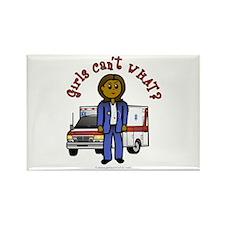 Dark EMT-Paramedic Rectangle Magnet