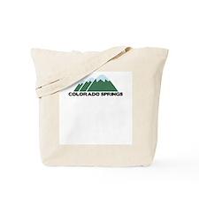 Colorado Springs Tote Bag