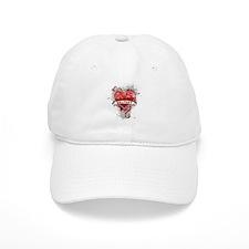 Heart Belfast Baseball Cap