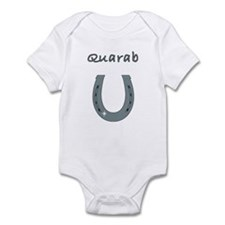 Quarab Infant Bodysuit