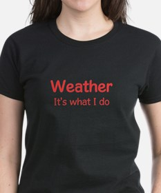 Weather Forecaster Tee