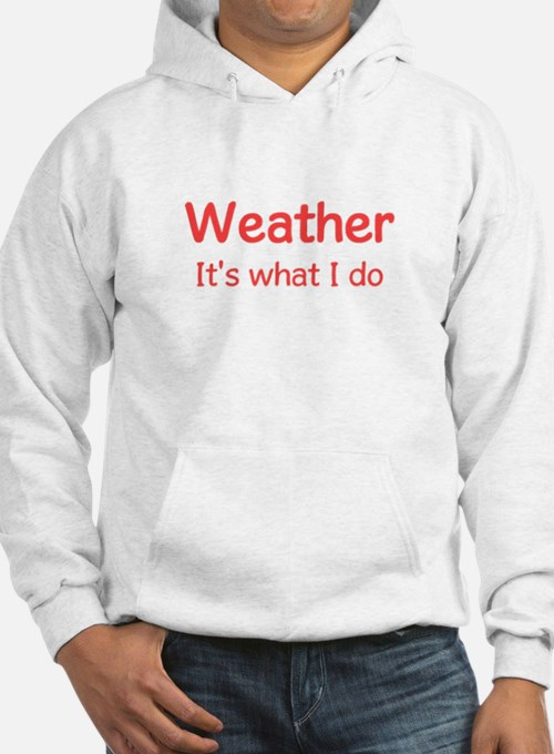Weather Forecaster Hoodie